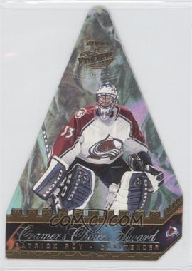 1999-00 Pacific - Cramer's Choice Awards #4 - Patrick Roy /299