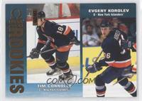 Tim Connolly, Evgeny Korolev /299