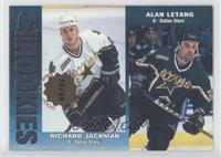 Ric Jackman, Alan Letang /68