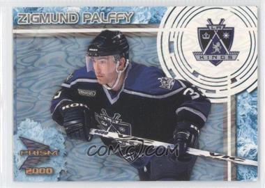 1999-00 Pacific Prism - Clear Advantage #11 - Ziggy Palffy