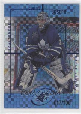 1999-00 SPx - [Base] - Radiance #144 - Curtis Joseph /100