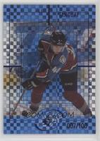 Alex Tanguay #/100