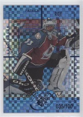 1999-00 SPx - [Base] - Radiance #43 - Patrick Roy /100