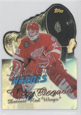1999-00 Topps - Stanley Cup Heroes - Refractor #SC18 - Chris Osgood