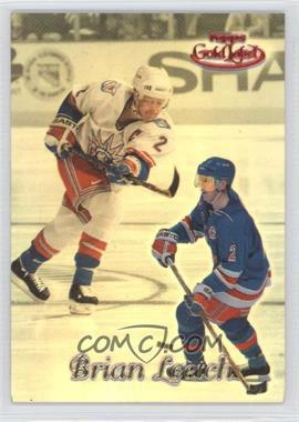 1999-00 Topps Gold Label - [Base] - Class 2 Red #29 - Brian Leetch /50
