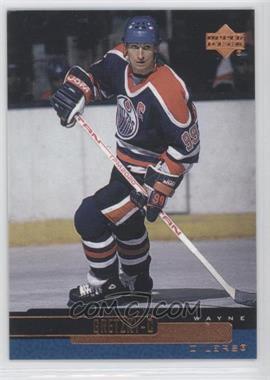 1999-00 Upper Deck - [Base] #6 - Wayne Gretzky [Noted]