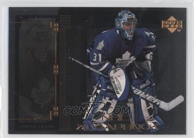 1999-00 Upper Deck - NHL Scrapbook #SB-8 - Curtis Joseph