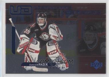 1999-00 Upper Deck - Ultimate Defense #UD-2 - Dominik Hasek