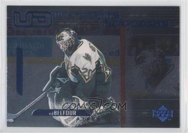 1999-00 Upper Deck - Ultimate Defense #UD-5 - Ed Belfour