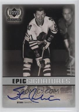 1999-00 Upper Deck Century Legends - Epic Signatures #SM - Stan Mikita