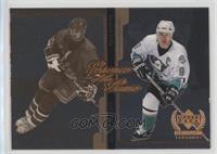 Paul Kariya, Wayne Gretzky
