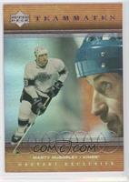 Wayne Gretzky, Marty McSorley