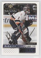 Roberto Luongo New York Islanders Hockey Cards