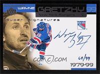 Wayne Gretzky [NoneNoted] #/99