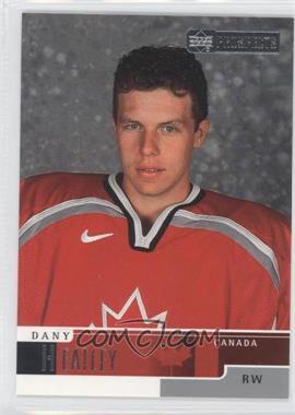 1999-00 Upper Deck Prospects - [Base] #71 - Dany Heatley