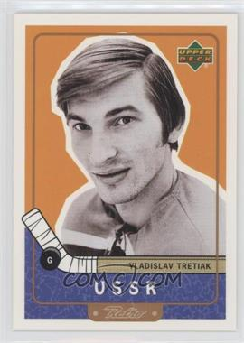 1999-00 Upper Deck Retro - [Base] #102 - Vladislav Tretiak