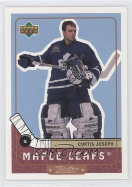 1999-00 Upper Deck Retro - [Base] #75 - Curtis Joseph