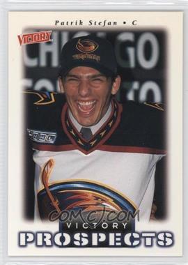 1999-00 Upper Deck Victory - [Base] #357 - Victory Prospects - Patrik Stefan
