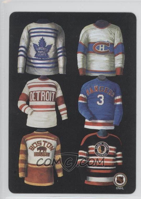 buy online 48a7c 3d7d0 mingus_md's 1999 International Playing Cards NHL Heritage ...