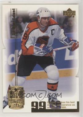 1999 Upper Deck Gretzky Living Legend - [Base] - More than a Number #66 - Wayne Gretzky /99