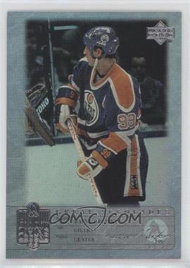 1999 Upper Deck Gretzky Living Legend - Great Accolades #GA30 - Wayne Gretzky