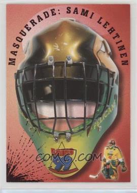 2000-01 Cardset Finland SM-Liiga - Masquerade #3 - Sami Lehtinen