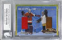 Bernie Parent, Gerry Cheevers [Uncirculated] #/30
