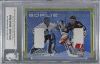 Curtis Joseph, Dominik Hasek [Uncirculated] #/30