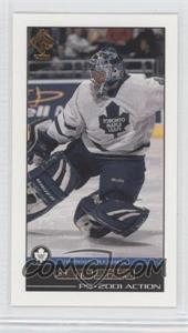 2000-01 Pacific Private Stock - PS-2001 Minis - Action #55 - Curtis Joseph