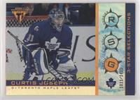 Curtis Joseph [Noted] #/1,400