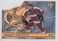 Ziggy Palffy [EX to NM] #/1,000