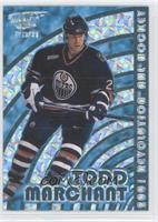 Todd Marchant #/85