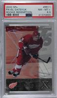 Pavel Datsyuk [PSA 8.5 NM‑MT+]