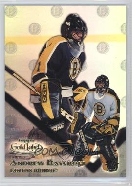 2000-01 Topps Gold Label - [Base] - Class 2 #101 - Andrew Raycroft /666