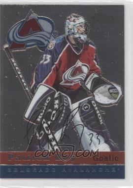 2000-01 Topps Heritage - [Base] - Chrome #24 - Patrick Roy /555