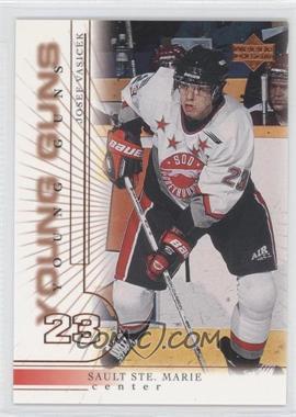 2000-01 Upper Deck - [Base] #205 - Josef Vasicek