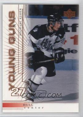 2000-01 Upper Deck - [Base] #210 - Michael Ryder