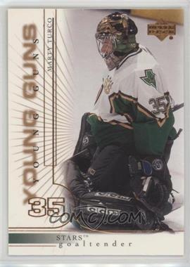 2000-01 Upper Deck - [Base] #428 - Marty Turco