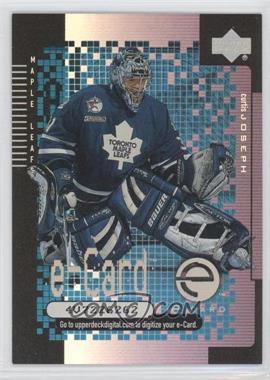 2000-01 Upper Deck - e-Cards #EC6 - Curtis Joseph