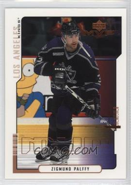2000-01 Upper Deck MVP - [Base] #89 - Zigmund Palffy