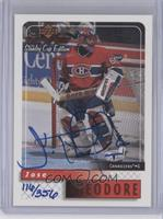 Jose Theodore (99-00 MVP Stanley Cup Edition) #/363