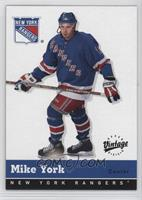 Mike York