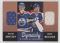 Wayne Gretzky, Mark Messier