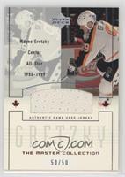Jersey - Wayne Gretzky #/50
