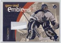 Curtis Joseph [Noted] #/1