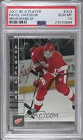 Pavel Datsyuk [PSA 10 GEM MT]