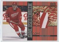 Sergei Fedorov [Noted] #/1