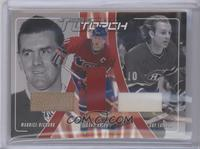 Maurice Richard, Saku Koivu, Guy Lafleur #/25