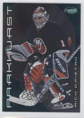 2001-02 In the Game Parkhurst - [Base] - Spring Expo #42 - Rick DiPietro /10