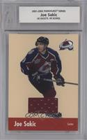 Joe Sakic #/20
